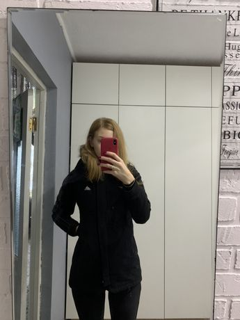 Куртка, парка  adidas демисезонняя