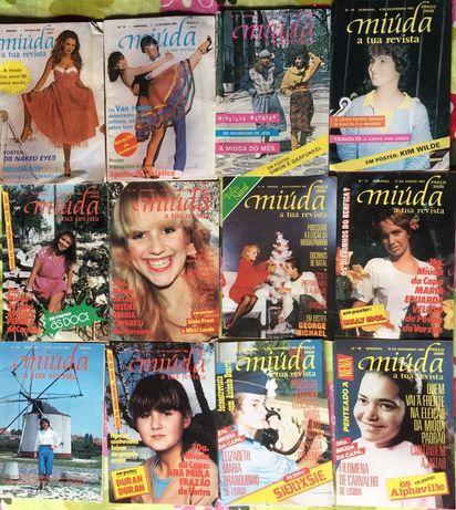Revistas Miúda