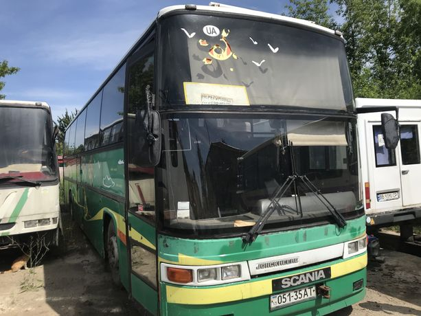 Автобус Scania 50 мест