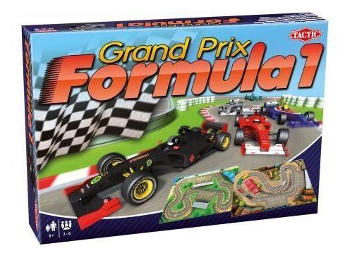 Gra Grand Prix Formuła 1 marki Tactic NOWA