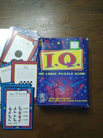 I.Q. the logic puzzle пазли завдання