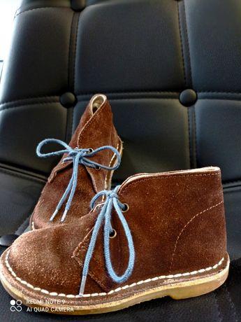 Продам ботинки на мальчика демисезонные La Redoute