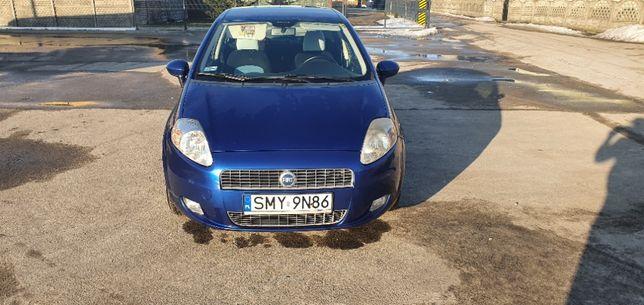 Fiat Grande Punto 1.4 benzyna +lpg