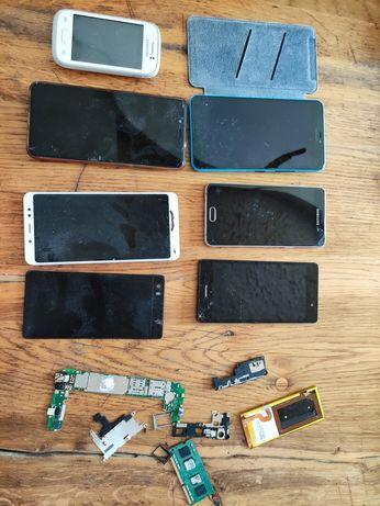 Telefony, części, podzespoły