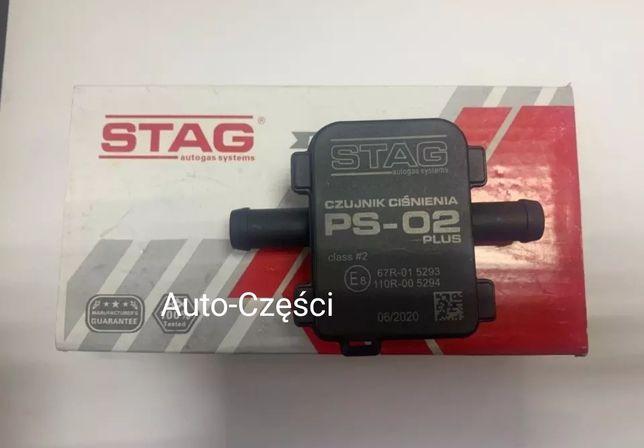 Nowy Czujnik Stag Plus Czujnik CIŚNIENIA LPG PS-02 Mapsensor GAZU FV