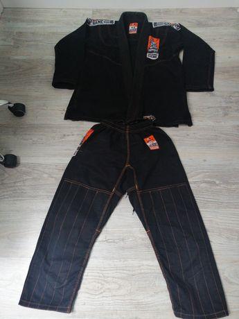 Kimono Ground Game BJJ GI