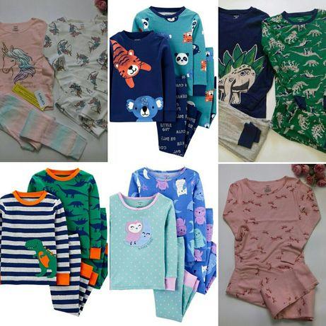 В наличии пижамы Carters4т,5т,6,7,8 ,хлопок, картерс,пижама,піжами