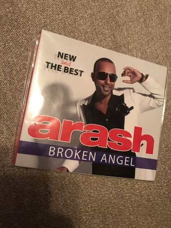 CD диск Arash (NEW + The best) digipak