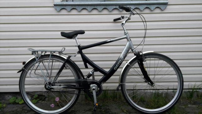 Велосипед бу двухподвесной 28 напланетарке Nexus 7 с Германии