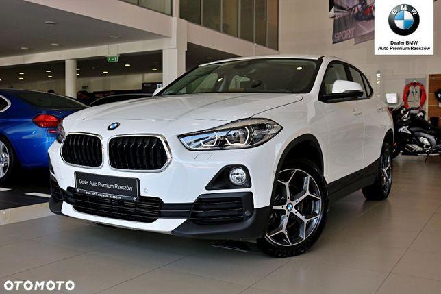 BMW X2 X2 sDrive18d~Sportowe Fotele~Nawigacja~Reflektory LED