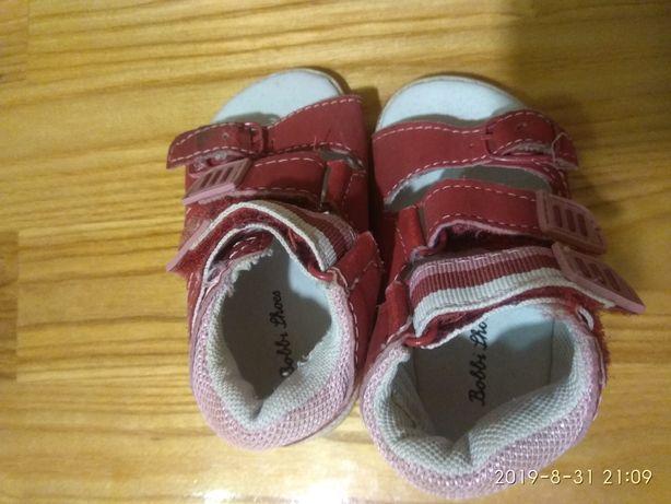 Baby Shoes rozm 20 jak nowe buciki sandały dziecięce buty sandalki