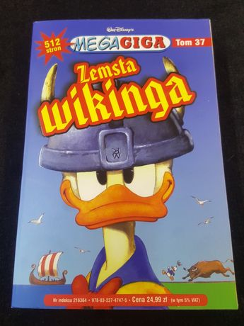 Mega Giga . Tom 37. Komiks