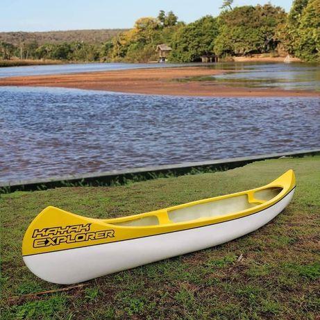 Kayak canoa 2 lugares