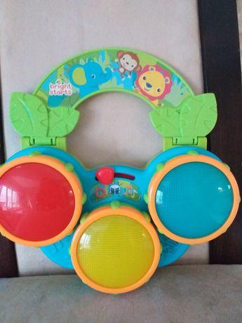 Zabawka  bębenki