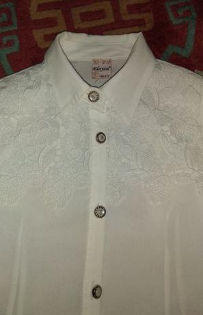Блузка для школы, цена 200₽