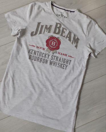 Bawelniany męski t-shirt NEXT r.S