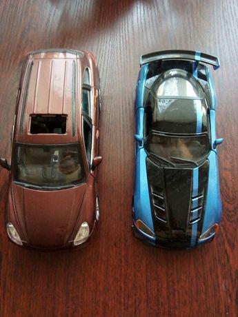 Сборные модели машин Бураго