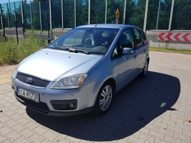 Ford C-Max 1.8 benzyna 2004r