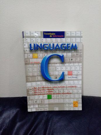 """Livro """"Linguagem C"""""""