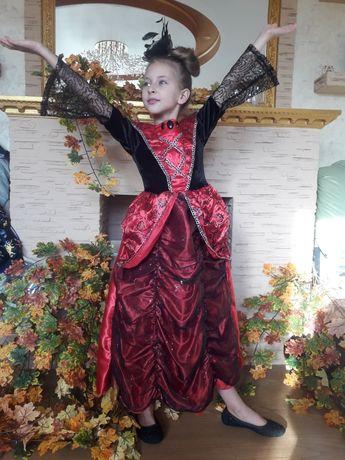 Платья, костюмы на Хеллоуин. Колпаки, ободки на голову. Туфельки.