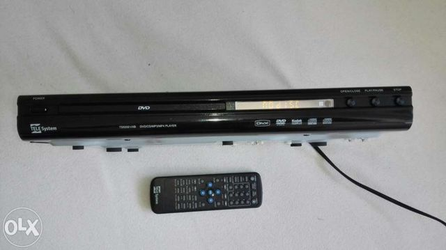 Tele-system DVD/MP3/MP4B/PLAYER