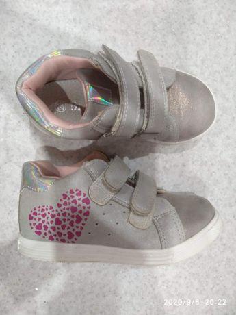 Кроссовки BI&KI для девочек 26 размер