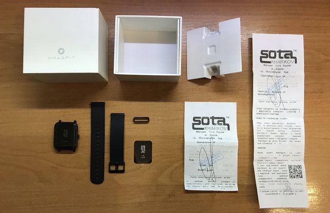 Срочно!!! Продаю Smart Watch Amazfit Bip!