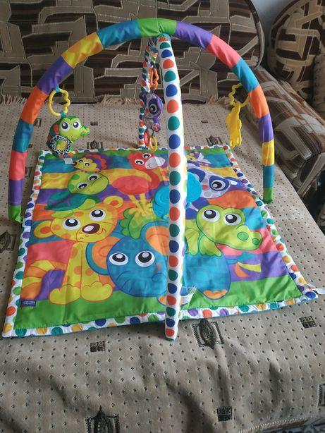 Килимок Playgro Друзі-тварини (розвиваючий килимок)
