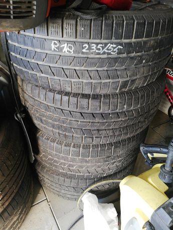 Opony Pirelli 235/55r18 zimówki