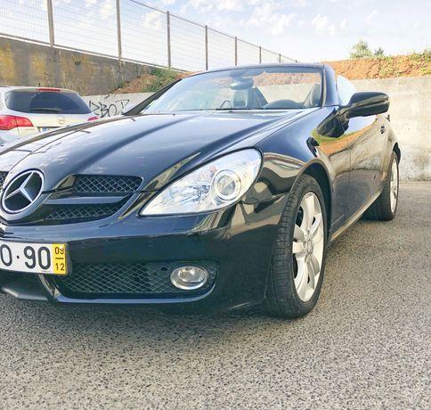 Mercedes Slk 200 Kompressor 184cvs