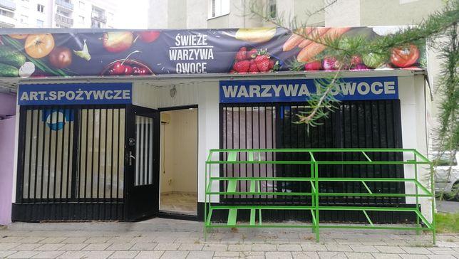 Lokal sklepowy sklep pawilon z parkingiem biuro magazyn
