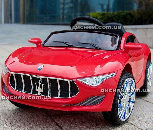 Детский электромобиль Maserati ЖГД7637, Дитячий електромобiль