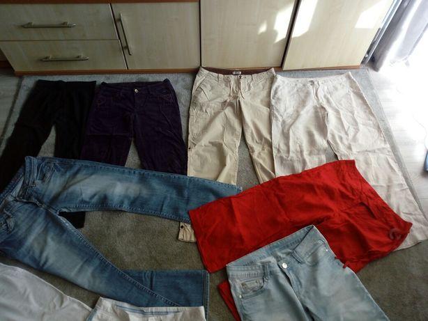 7 par spodni M/L i getry
