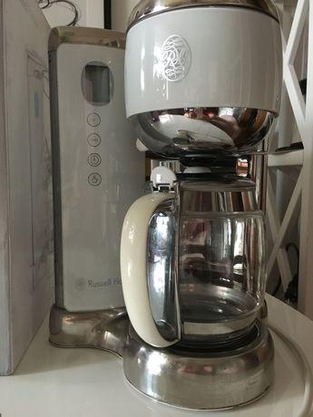 Ekspres do kawy przelewowy Russell Hobbs-rezerwacja