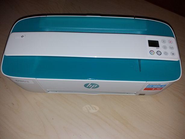 Impressora HP 3 em 1 - a impressora mais pequena