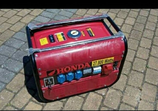Gerador honda diesel