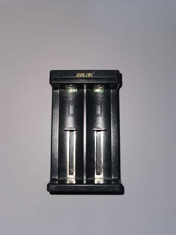 Ładowarka do akumulatorów Golisi Needle2 + akumulator 18650