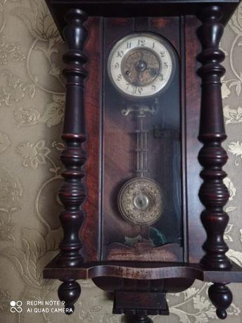 Zegar wiszący ścienny antyk