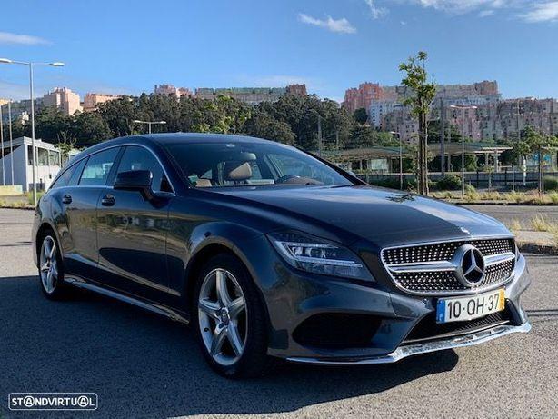 Mercedes-Benz CLS 250 d