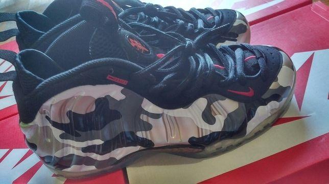 Nike air foamposite jet camo nr 42,5