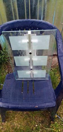 Plafon, lampa nie plastik aluminium i stał nierdzewna