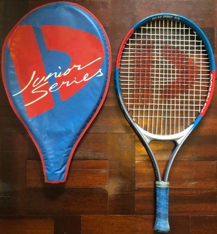 Raquete de Ténis Donnay Junior Series GLM PRO 55 - POUCO USO