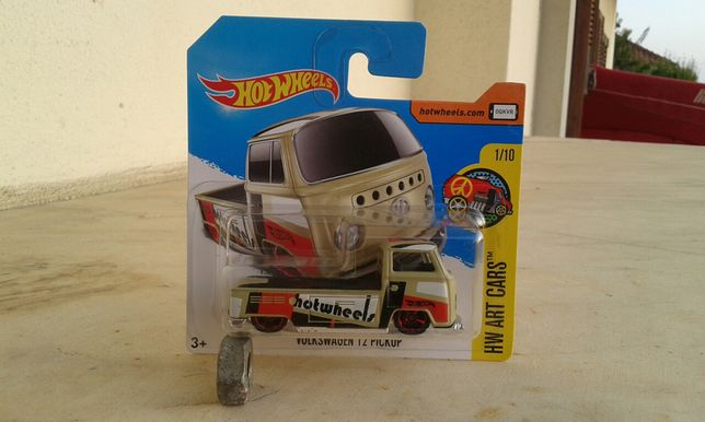 Miniatura pick up Volkswagen