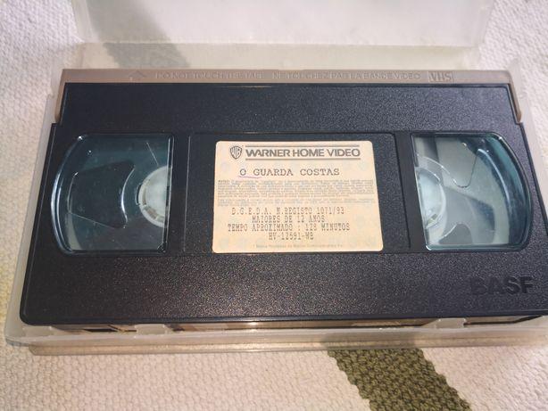 O guarda costas_VHS