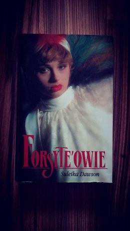 Książka Forstye'owie - Suleika Dawson