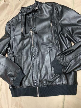 Продам Dior шкіряну куртку /чоловіча куртка/кожаная куртка /мужская