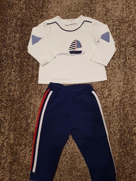 Mayoral koszulka i spodnie, rozmiar 70