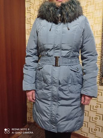 Пуховик пальто куртка 48-50 р.