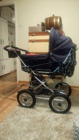 Wózek 2w1  Spacerówka  Emmaliunga