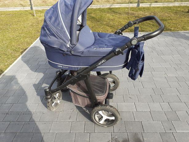 Wózek 2w1 Baby Design Lupo